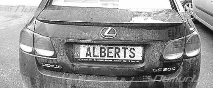 Numurbilde ALBERTS