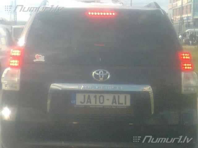 Numurbilde JA10-ALI