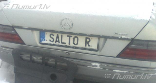 Numurbilde SALTO R