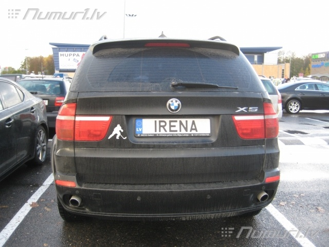 Numurbilde IRENA
