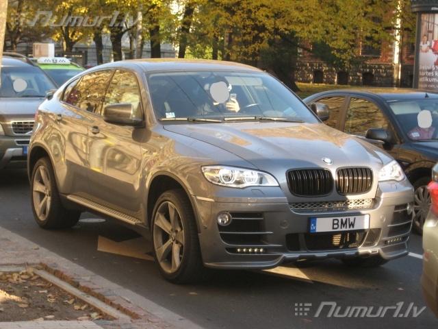 Numurbilde BMW
