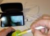 Medicīniskā endoskopiskā kamera ar uzgaļiem