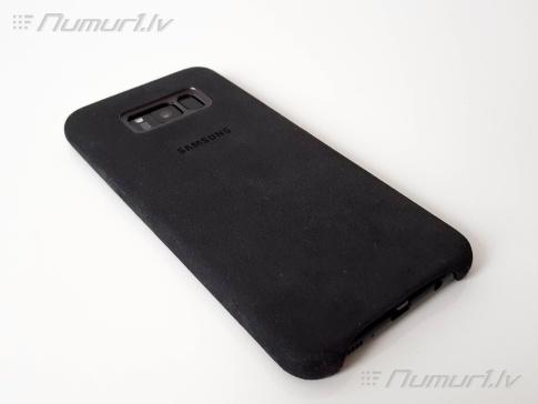 Apvalks Alcantara Samsung S8, S8+, S9, S9+, Note 9