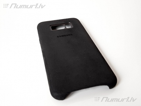 Apvalks Alcantara Samsung S10, S9, S8, Note 9/8
