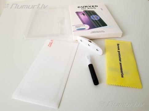 Samsung S10e, S10, S10 Plus aizsargstikli