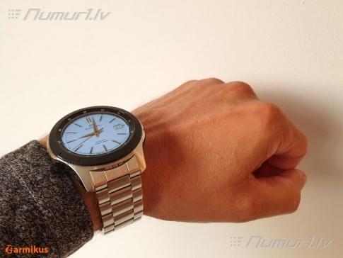 Metāla aproces Samsung viedajiem pulksteņiem