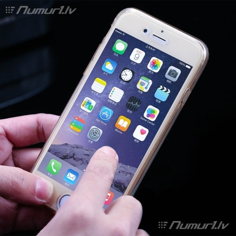 Silikona maciņš iPhone 11, 11 Pro, 11 Pro Max