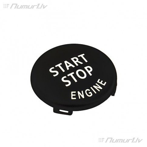 Jauna Start/Stop Engine poga BMW automobīļiem