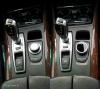 Jaunā BMW iDrive multimediju kontrolleru paplāksne