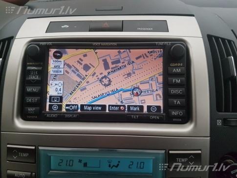 Jaunākās Eiropas un Latvijas kartes GPS-  AVTO