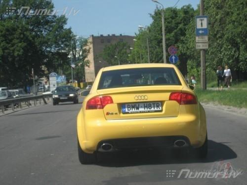 Numurbilde BMW H8ER
