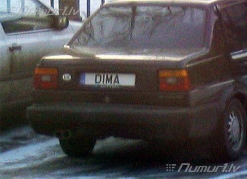 Numurbilde DIMA