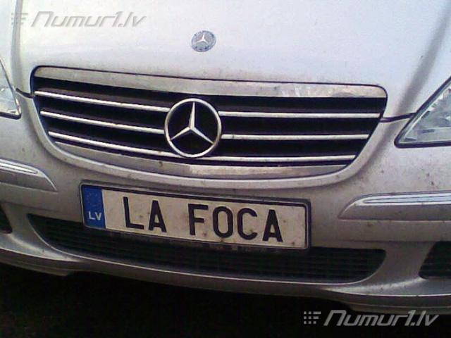 Numurbilde LA FOCA