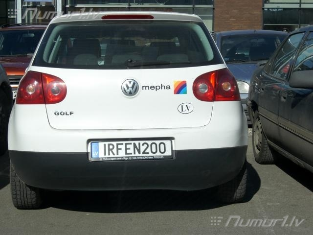 Numurbilde IRFEN200