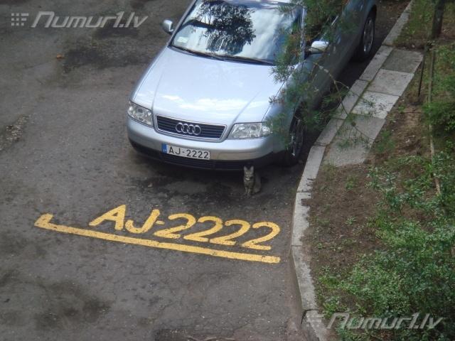 Numurbilde AJ2222